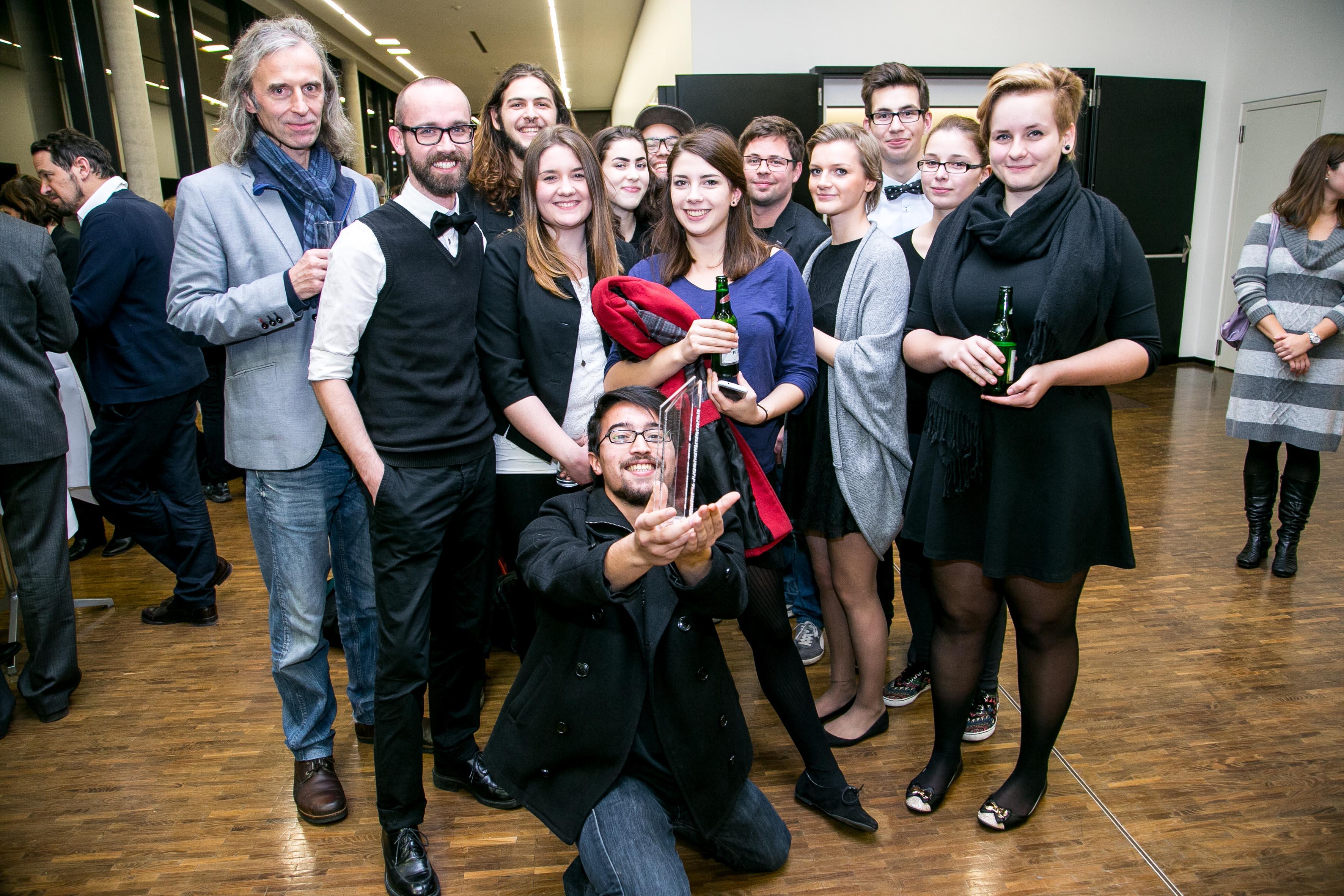 Kulturfondspreise der Stadt Salzburg 2014, Salzburg, 20140112, (C) Foto: InfoZ/Wildbild
